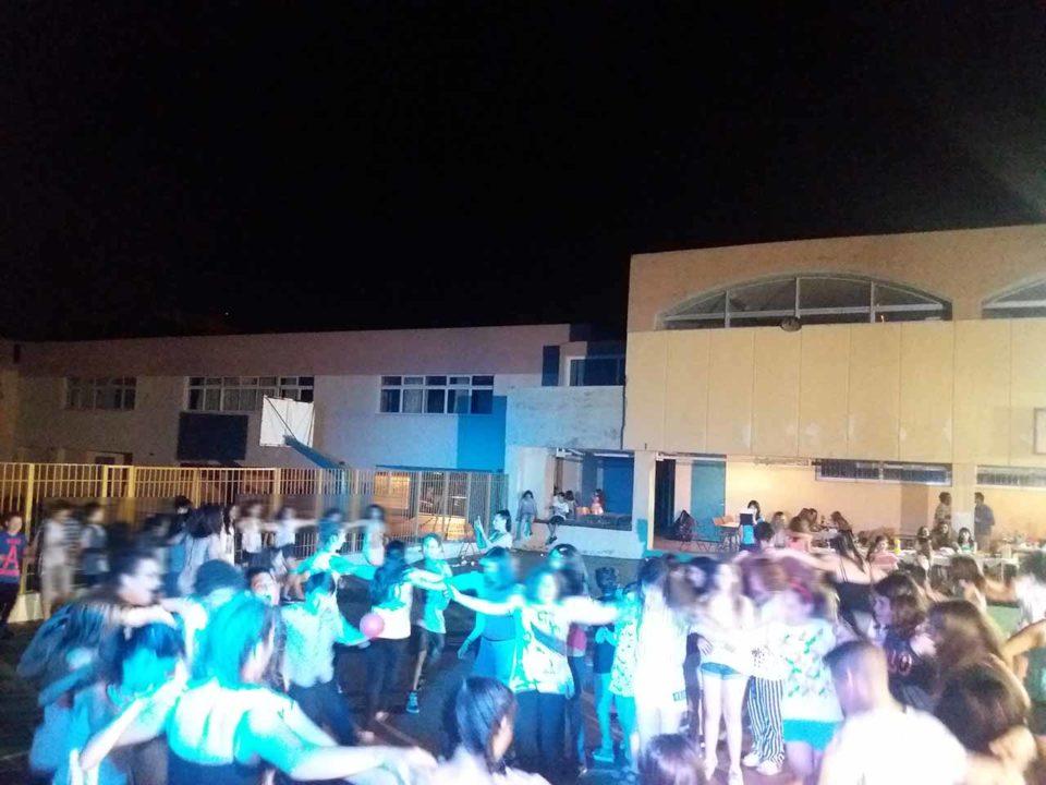 mousiki sxolikon party