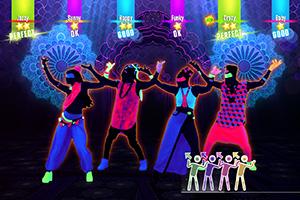 just dance για παρτυ