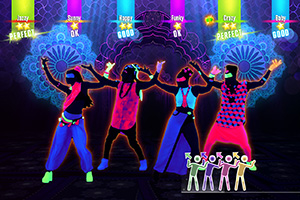 just dance εφηβικα παρτυ