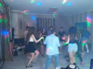 prosfores dj efivika party