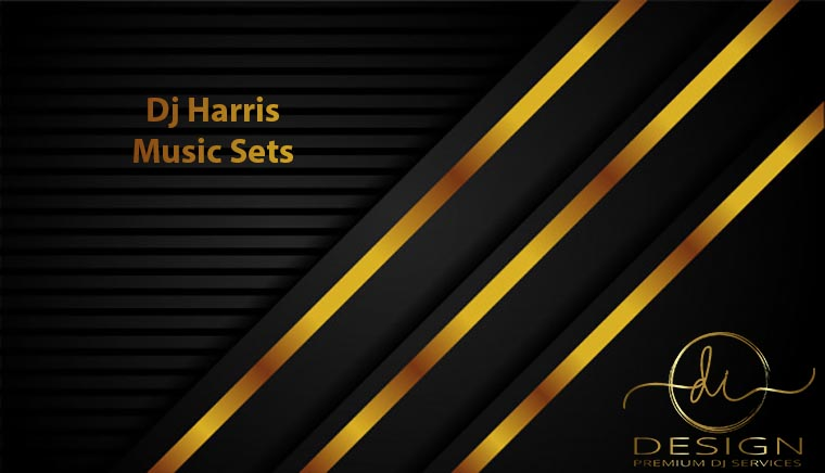dj harris music sets