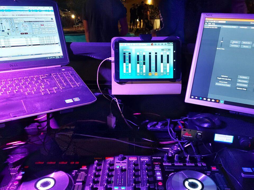 DJ GIA PARTY LAGONISI